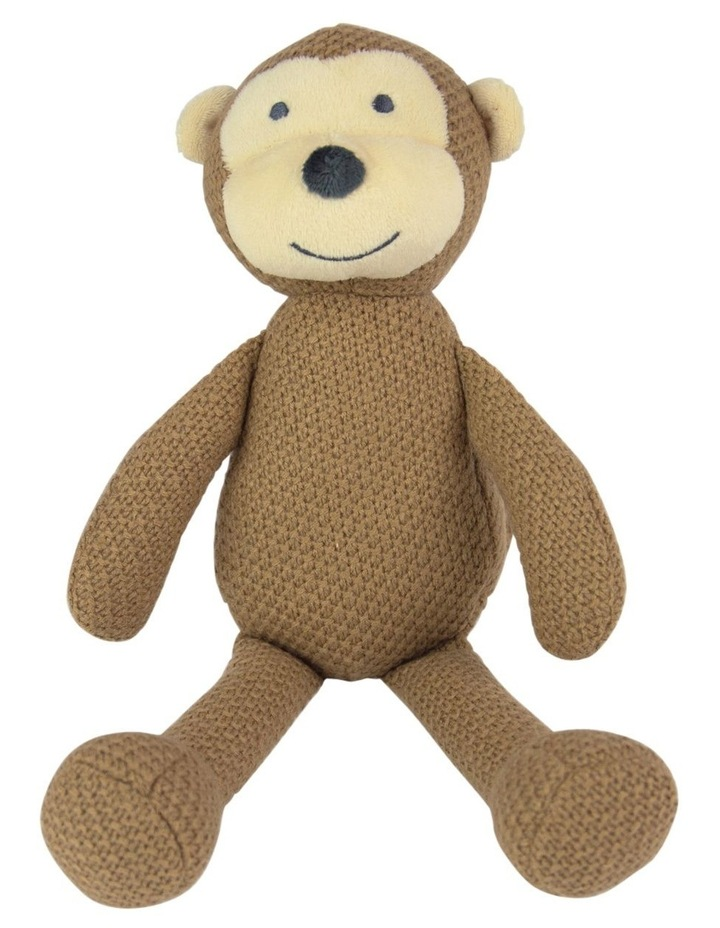 Pearl Knit Toy - Monkey image 1