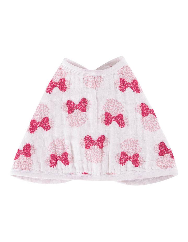 Minnie Disney Baby Burpy Bib image 2