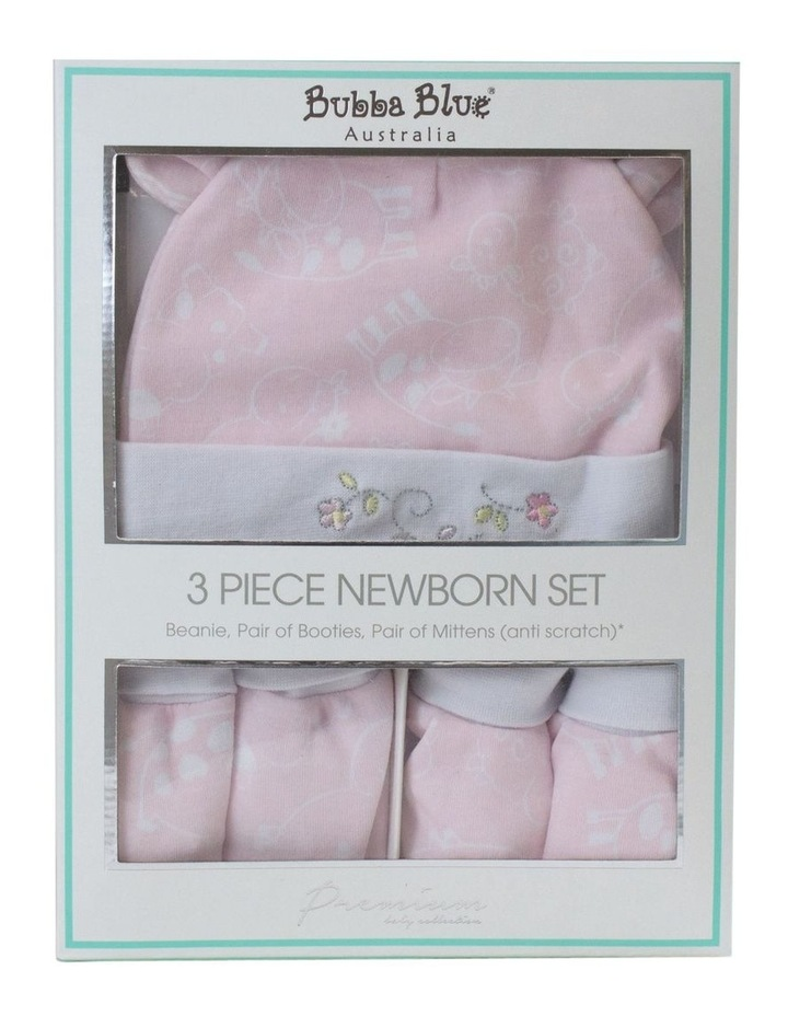 """""""Sweet Daisy"""" 3pc Newborn Layette Set image 1"""