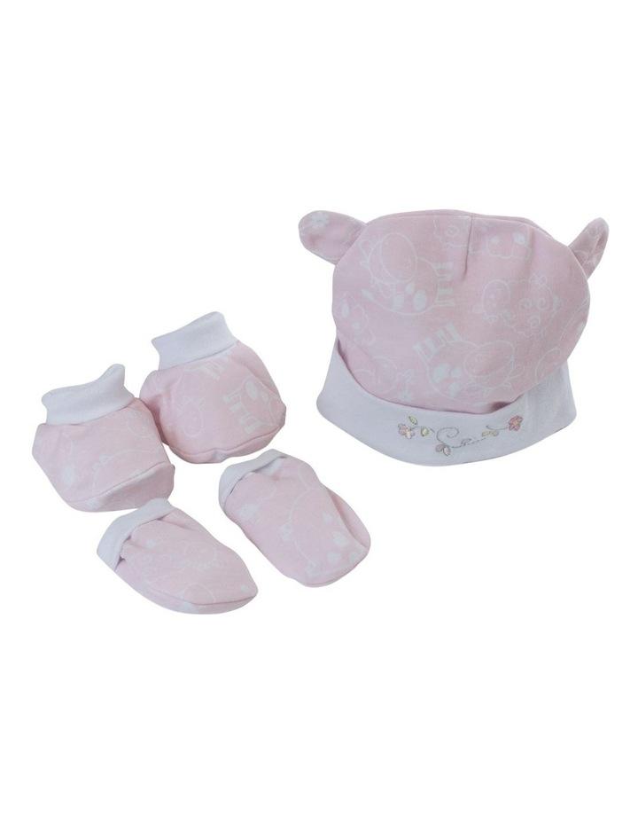 """""""Sweet Daisy"""" 3pc Newborn Layette Set image 2"""