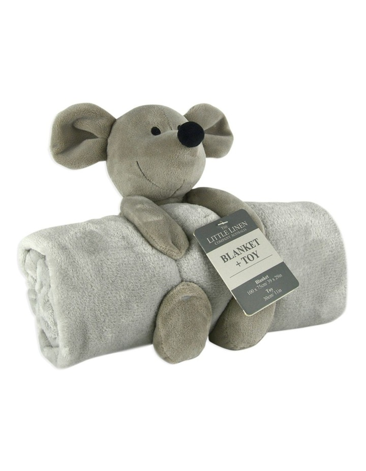 TLLC Plush Toy & Blanket - Mouse image 1