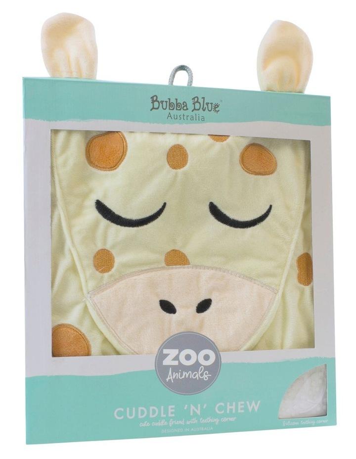 Giraffe Cuddle 'n' Chew image 1
