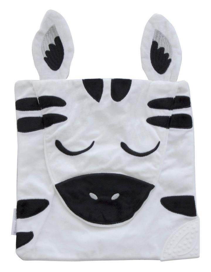 Zebra Cuddle 'n' Chew image 2