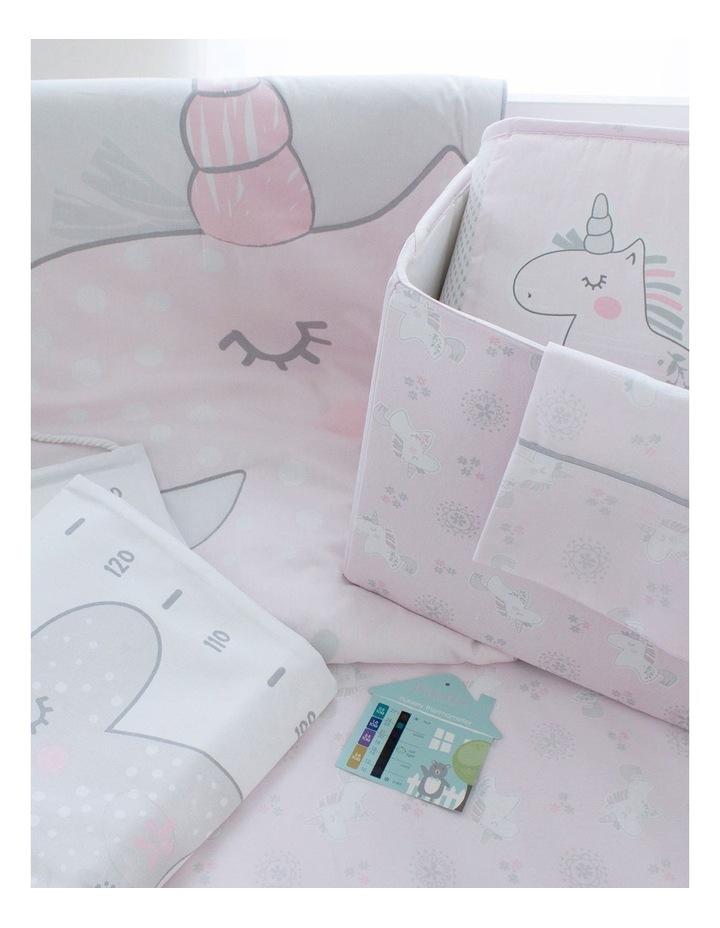 Unicorn Magic 8pc Nursery Basket image 3