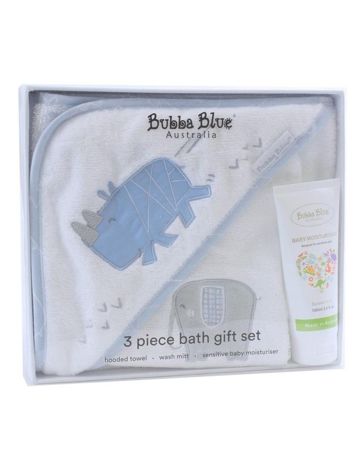 Rhino Run 3pc Bathtime Gift Set image 1