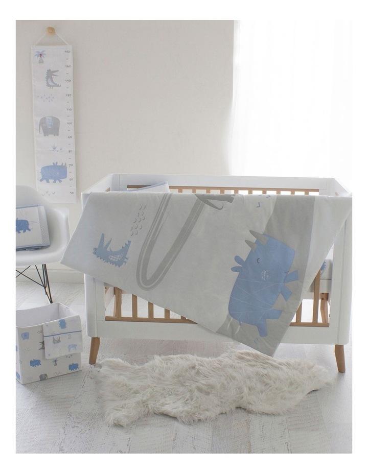 Rhino Run 8pc Nursery Basket image 3