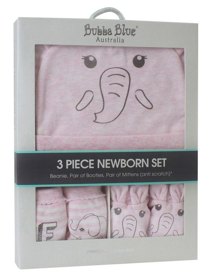 Elephant 3pc Newborn Layette Set image 1