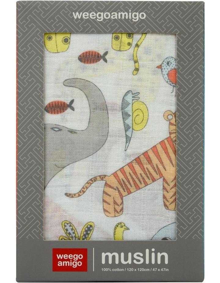 Muslin 1Pk Wildlife image 1