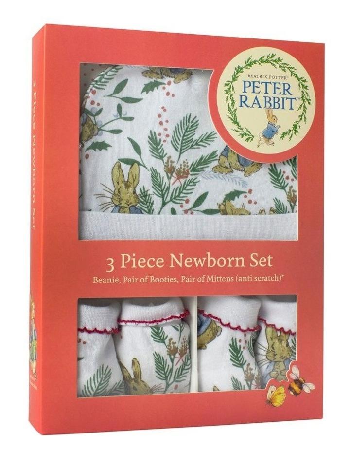 Happy Christmas 3piece Newborn Gift Set image 1