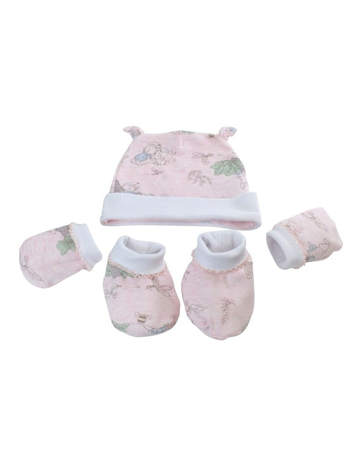 Hop Little Rabbit 3 Piece Layette Set image 1