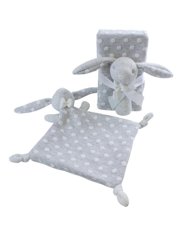 Sweet Dreams 3 Piece Baby Gift Set - Grey image 2