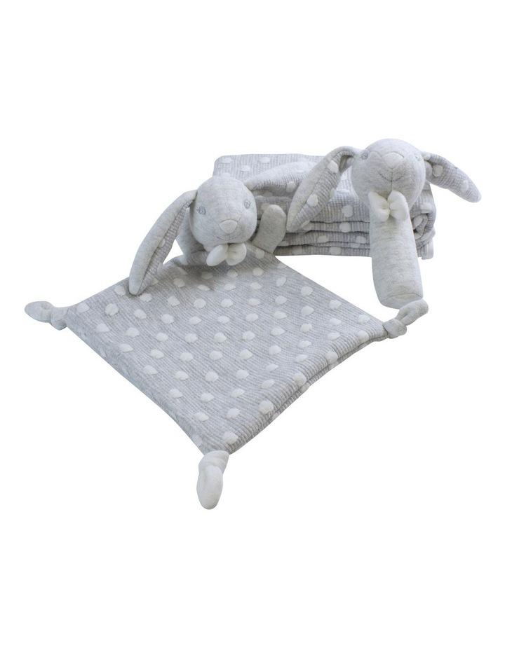 Sweet Dreams 3 Piece Baby Gift Set - Grey image 3