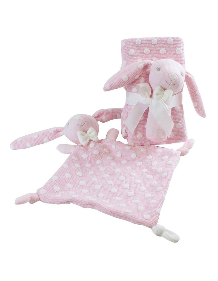 Sweet Dreams 3 Piece Baby Gift Set - Pink image 2