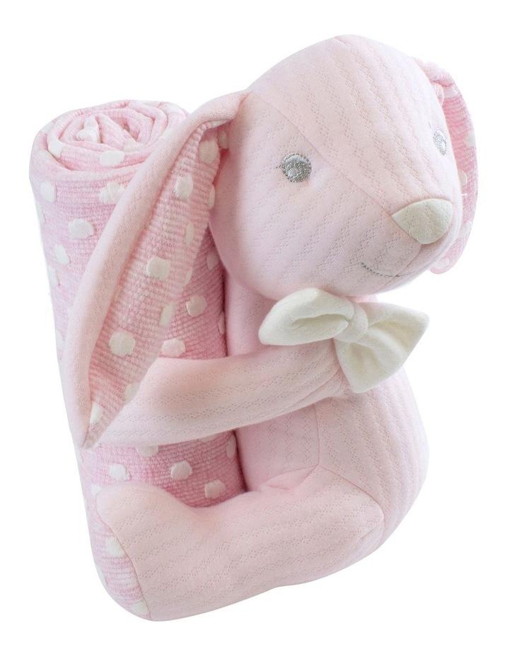 Soft Cuddles 2 Piece Baby Gift Set - Pink image 3