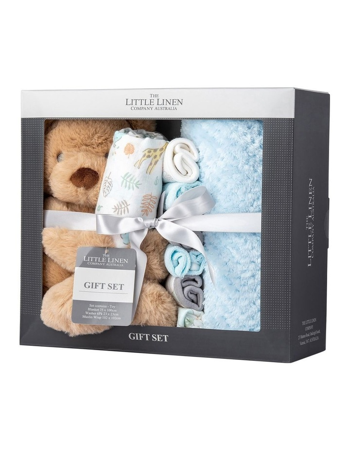 Boxed Gift Set Safari Bear image 1