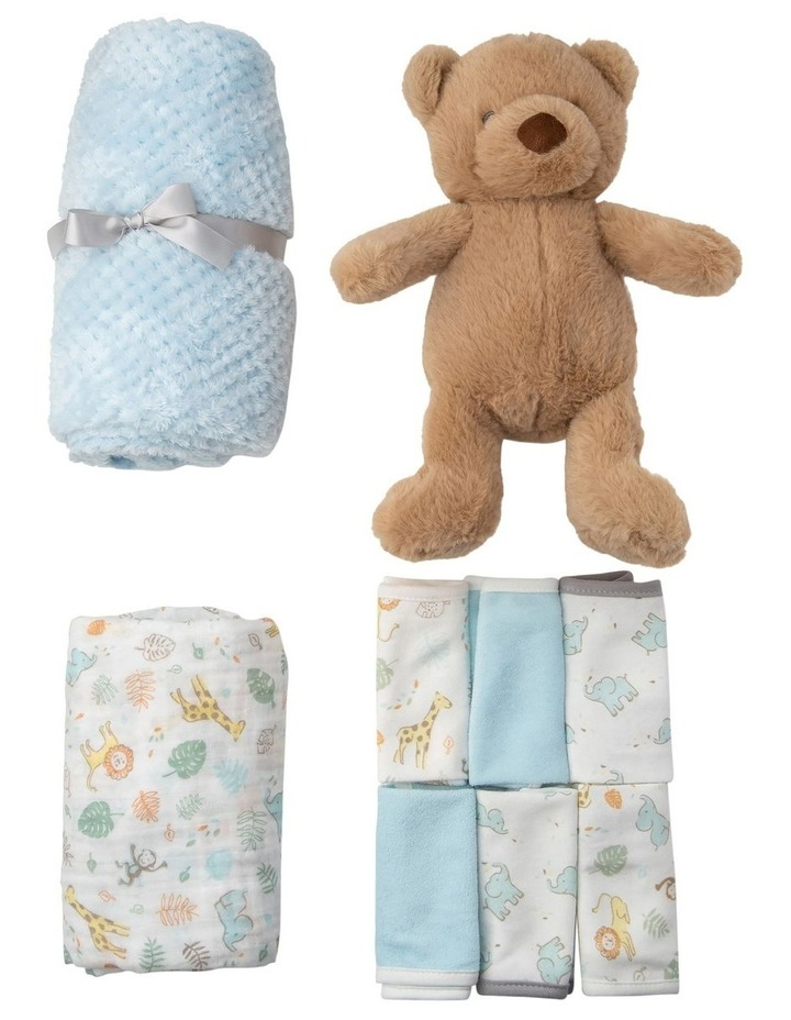 Boxed Gift Set Safari Bear image 2