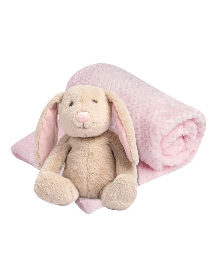 Plush Toy & Blanket - Ballerina Bunny image 1