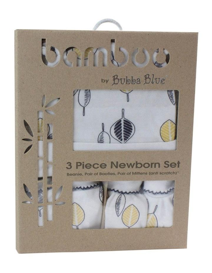 Night Sky Bamboo 3Pcs Newborn Layette Gift Set image 1