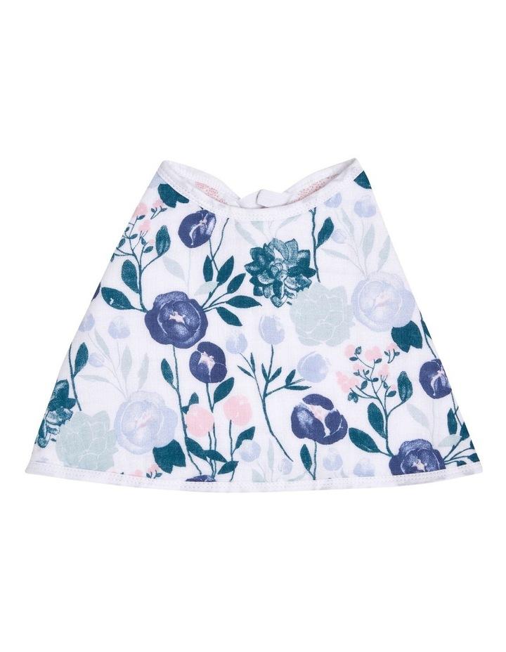 Aden   Anais Essentials Flowers Bloom Burpy Bib image 1