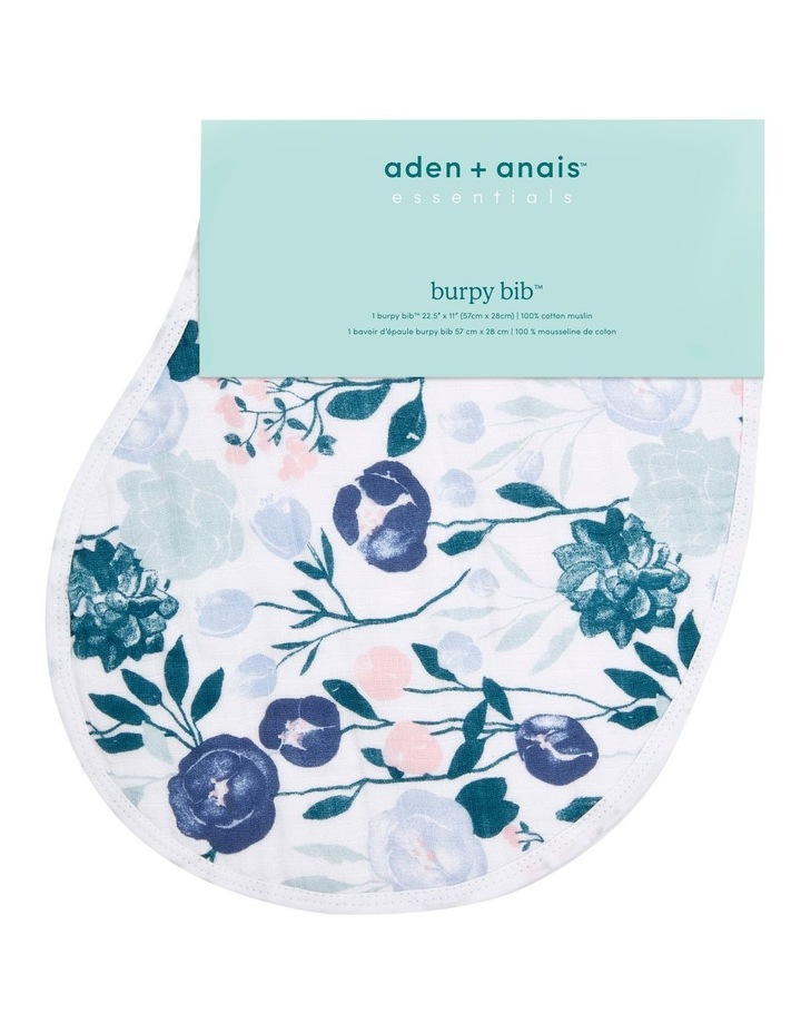 Aden   Anais Essentials Flowers Bloom Burpy Bib image 2