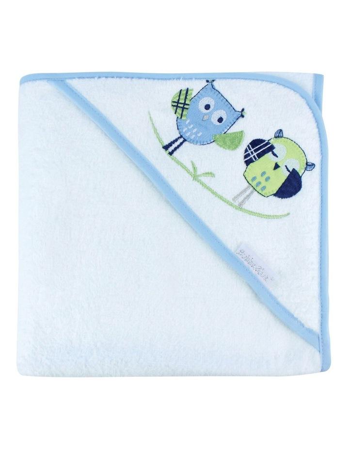 Boy Owl Hooded Bath Towel image 5