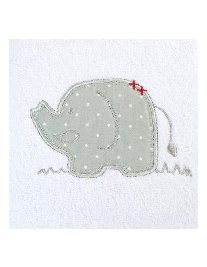 Petit Elephant Embroidered Bath Towel image 2