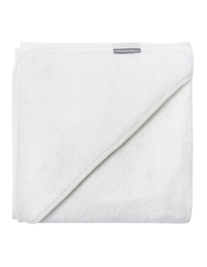 Hooded Towel Natural image 2