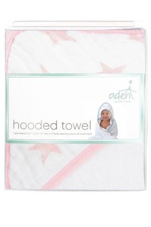 Aden - Hooded towel