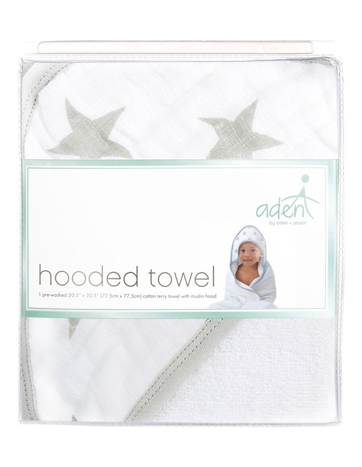 Hooded towel image 1