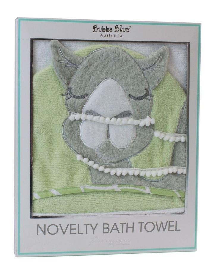 """Sahara"" Novelty Bath Towel image 1"