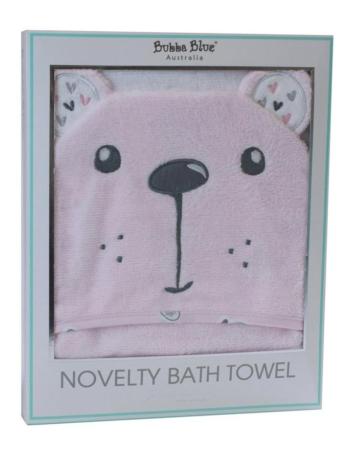 """Beary Sweet"" Novelty Bath Towel image 2"