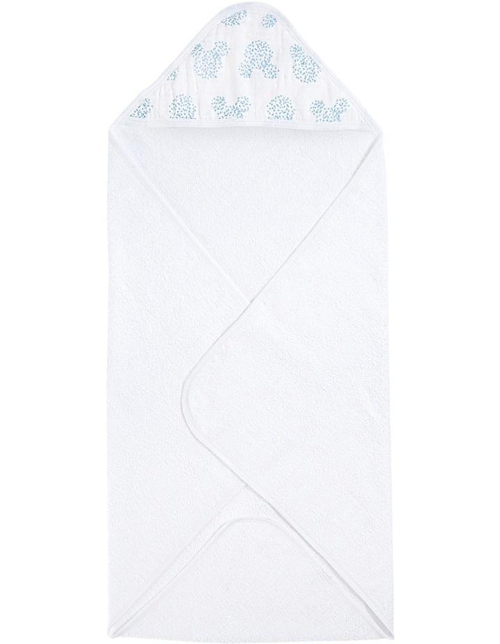 Mickey Disney Baby Hooded Towel image 2