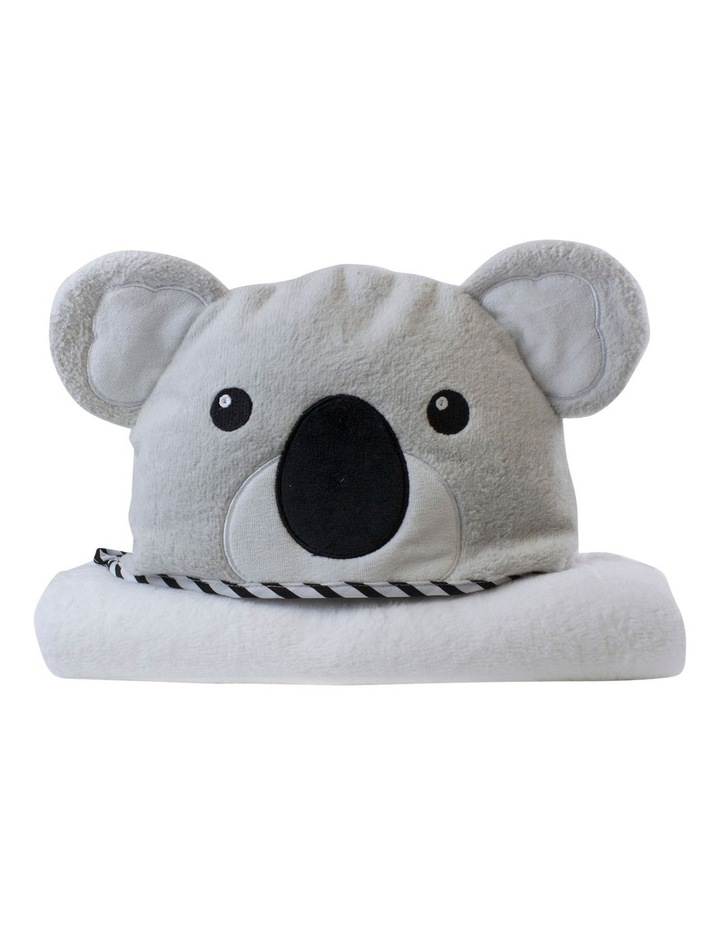 """Aussie Animals"" Koala Novelty Towel image 1"
