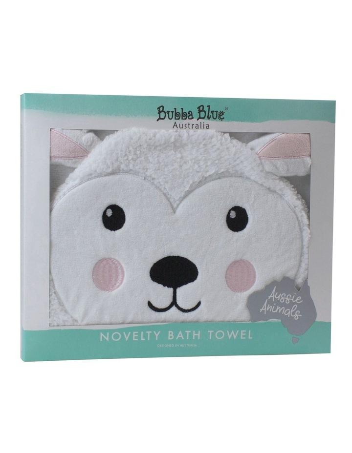 """""""Aussie Animals"""" Sheep Novelty Towel image 2"""