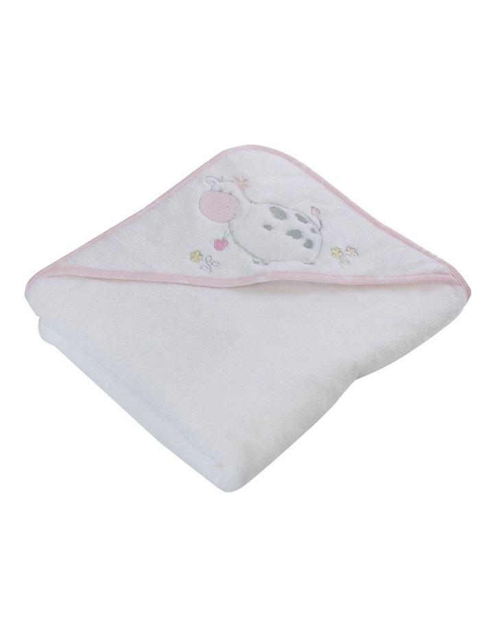 """Sweet Daisy"" Hooded Towel image 2"