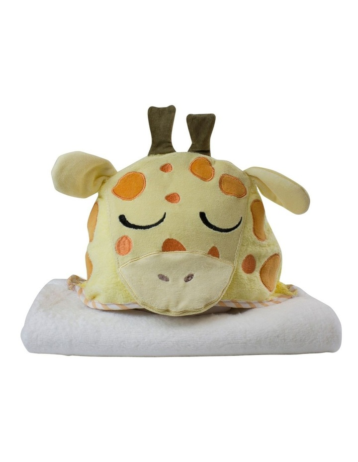 """Zoo Animals"" Giraffe Novelty Towel image 1"