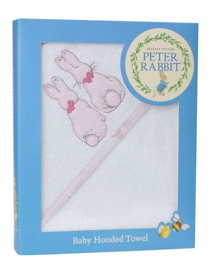 """Peter Rabbit"" Dandelion Dreams Hooded Towel image 1"