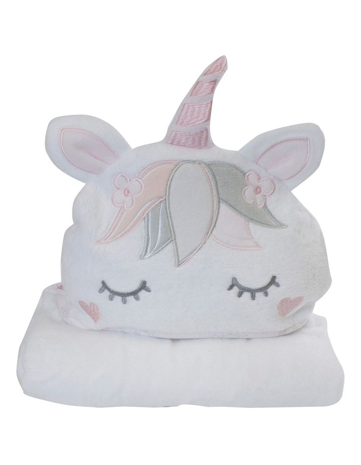 Unicorn Magic Novelty Bath Towel image 2
