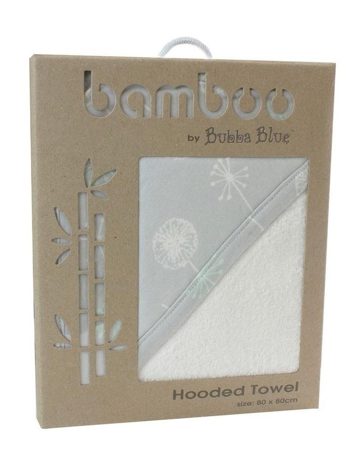 Mint Meadow Hooded Towel image 1