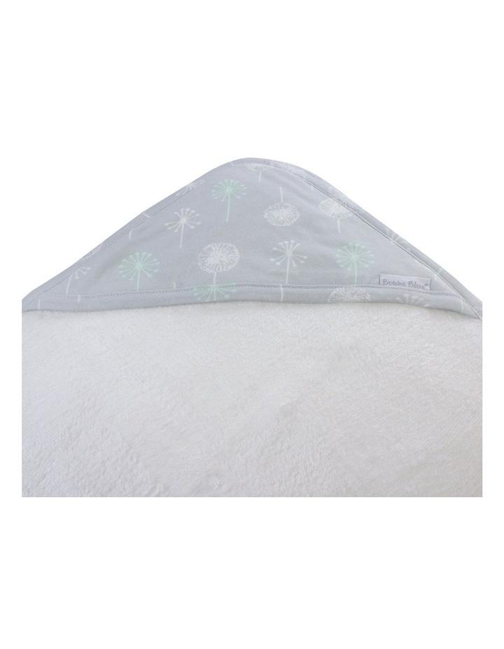 Mint Meadow Hooded Towel image 2