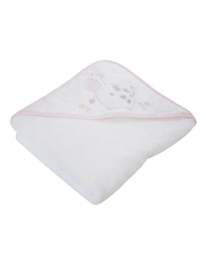Sweet Daisy Hooded Towel image 2