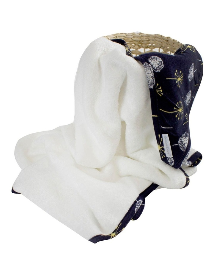 Night Sky Bamboo Hooded Towel image 2