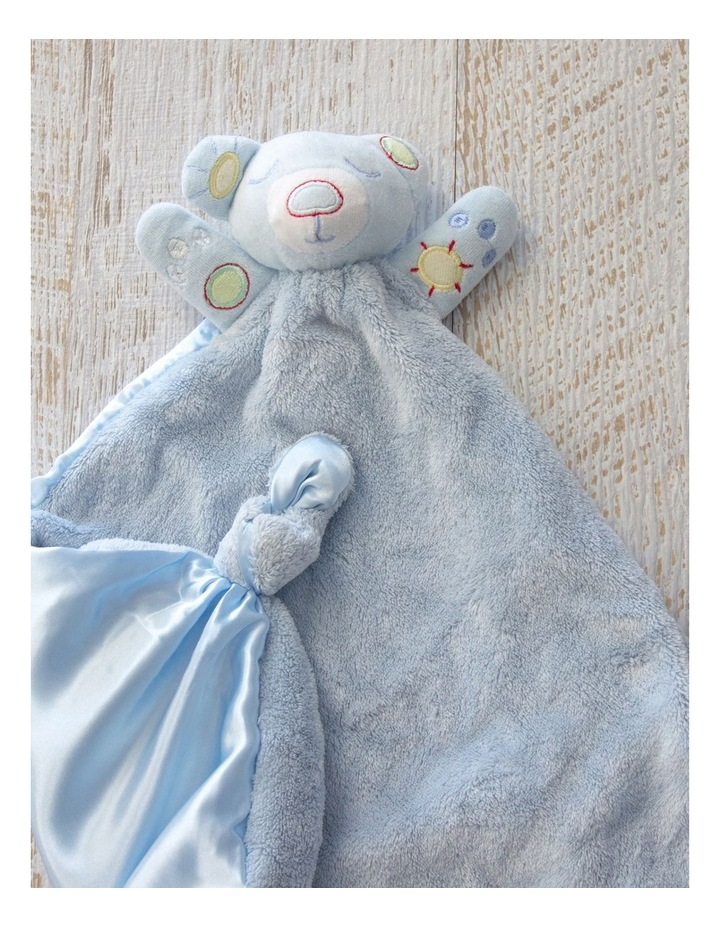 Blue Bear Security Blanket image 3