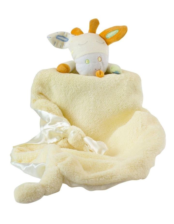Lemon Giraffe Security Blanket image 3