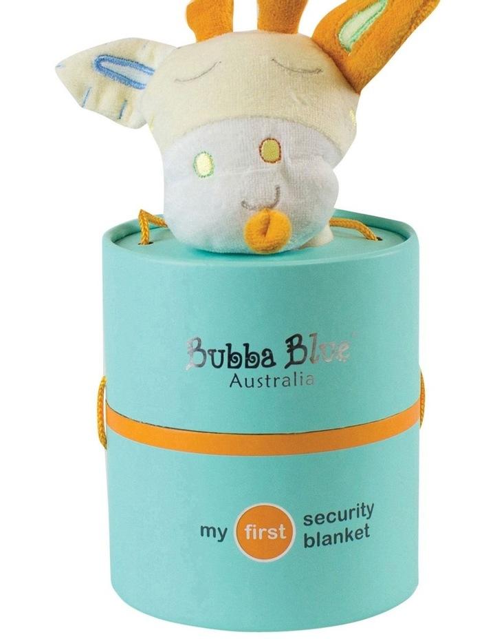 Lemon Giraffe Security Blanket image 4