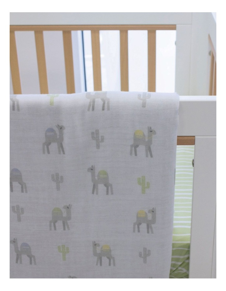 """Sahara Muslin Blanket image 2"