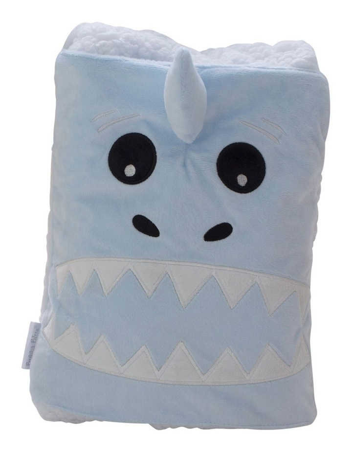 Shark Novelty Blankie image 3