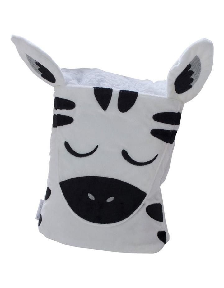 Zebra Novelty Blankie image 3