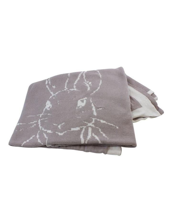 Peter Rabbit Adventures' Cotton Knit Blanket image 1