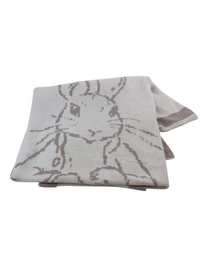 Peter Rabbit Adventures' Cotton Knit Blanket image 2